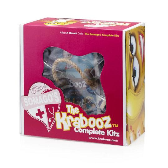Krabooz The Complete Kitz