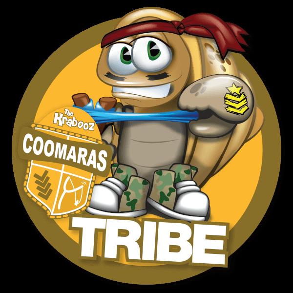 Krabooz - Coomaras Tribe