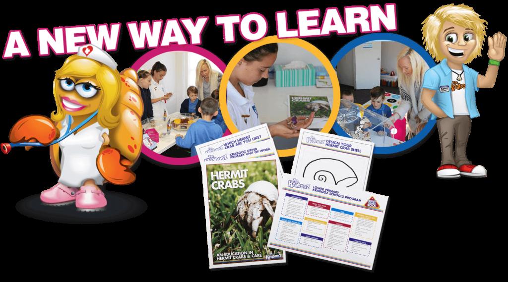 Krabooz - A new way to learn